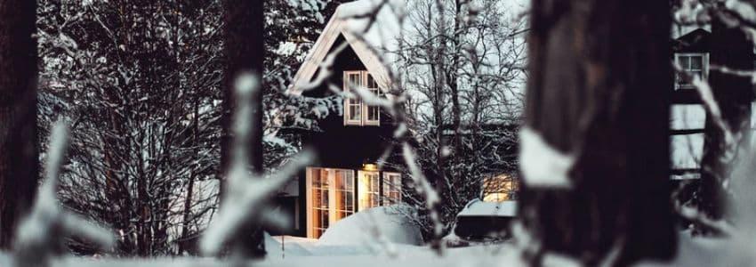 Skihytte skiferie Norge