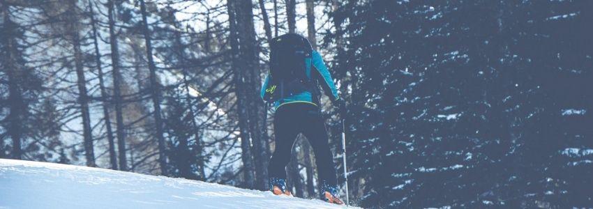 Skiløber skiferie Østrig