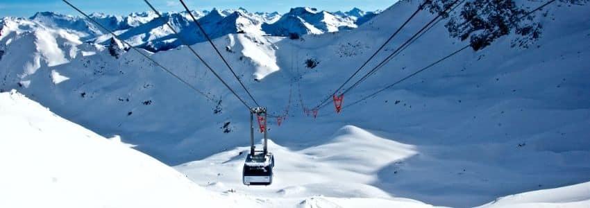 Gondoler skiferie Schweiz