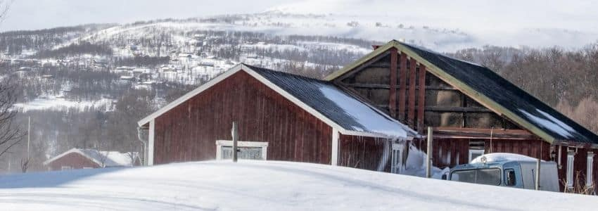 Hytte skiferie Sverige