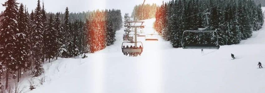 Lift i skiferie Trysil
