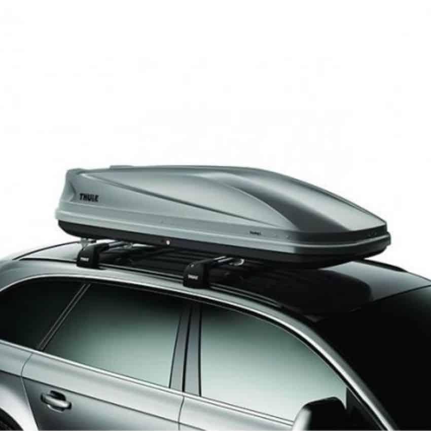 Thule tagboks på bil