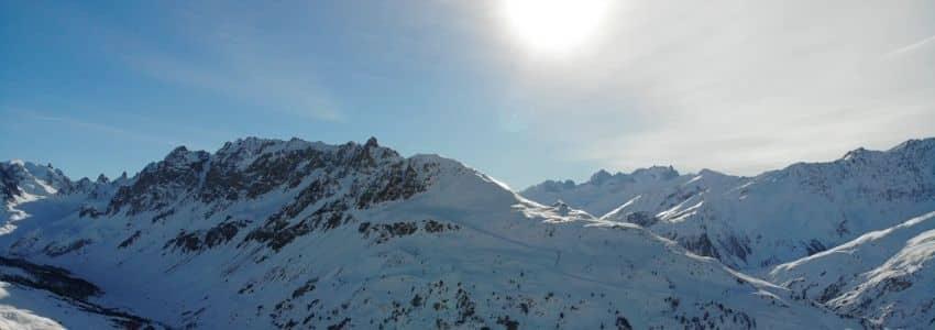 Solopgang skiferie Valloire