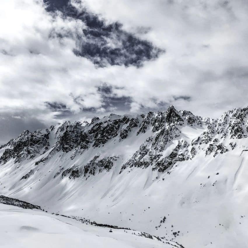 Bjerge skiferie Valloire