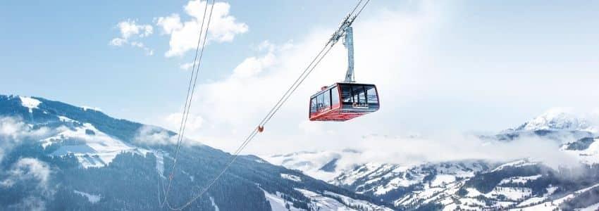 Gondol skiferie Wagrain